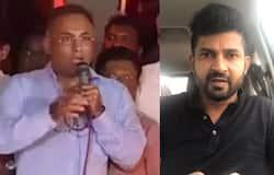 Kodagu-Mysuru MP Pratap Simha has given a befitting reply to Congress Working President of KPCC Dinesh Gundu Rao's comment