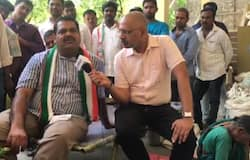 Anil Lad, Congress candidate in Ballari, ready to take on the Reddy Brothers this Karnataka Elections 2018