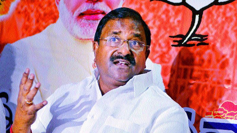ap bjp chief somu veerraju slams jagan govt over bharat bandh