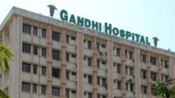 committee to be decided on 35 members death:Gandhi hospital superindent Rajarao lns