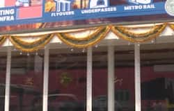 AC Bus Stand