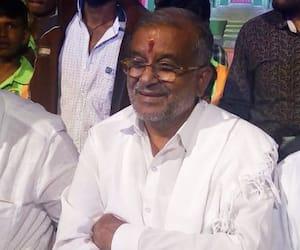 cheating own party is regular work of GT Devegowda says bjp leader