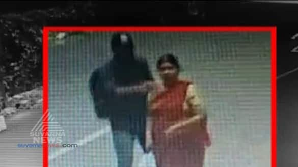 thieves attack old couple, rob gold chain in andhrapradesh - bsb