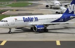 A GoAir plane (from the archives)