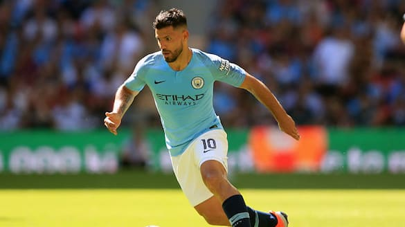 Sergio Aguero's reported Barcelona move expected to be announced after UEFA Champions League final-ayh