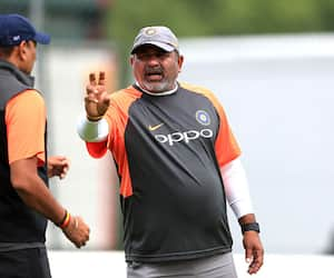 Indian bowling coach Bharat Arun praises Md Shami for his excellent performance
