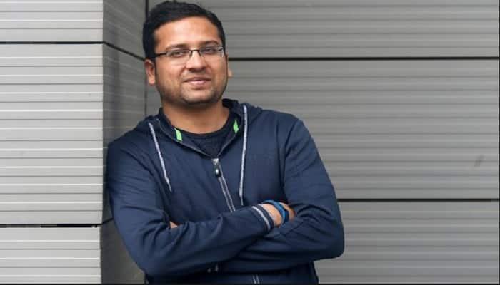 Binny Bansal CEO Flipkart Group Flipkart Walmart Sachin Bansal