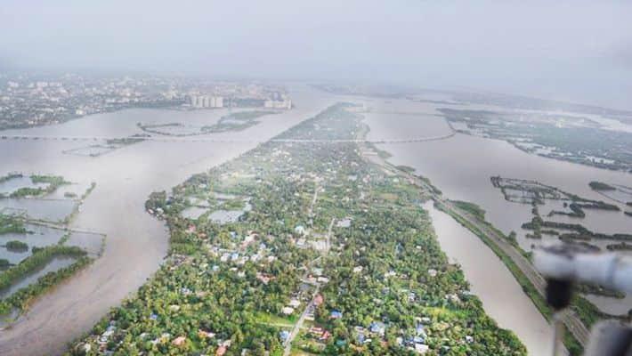 Kerala floods Pinarayi Vijayan Idukki Indian Meteorological department