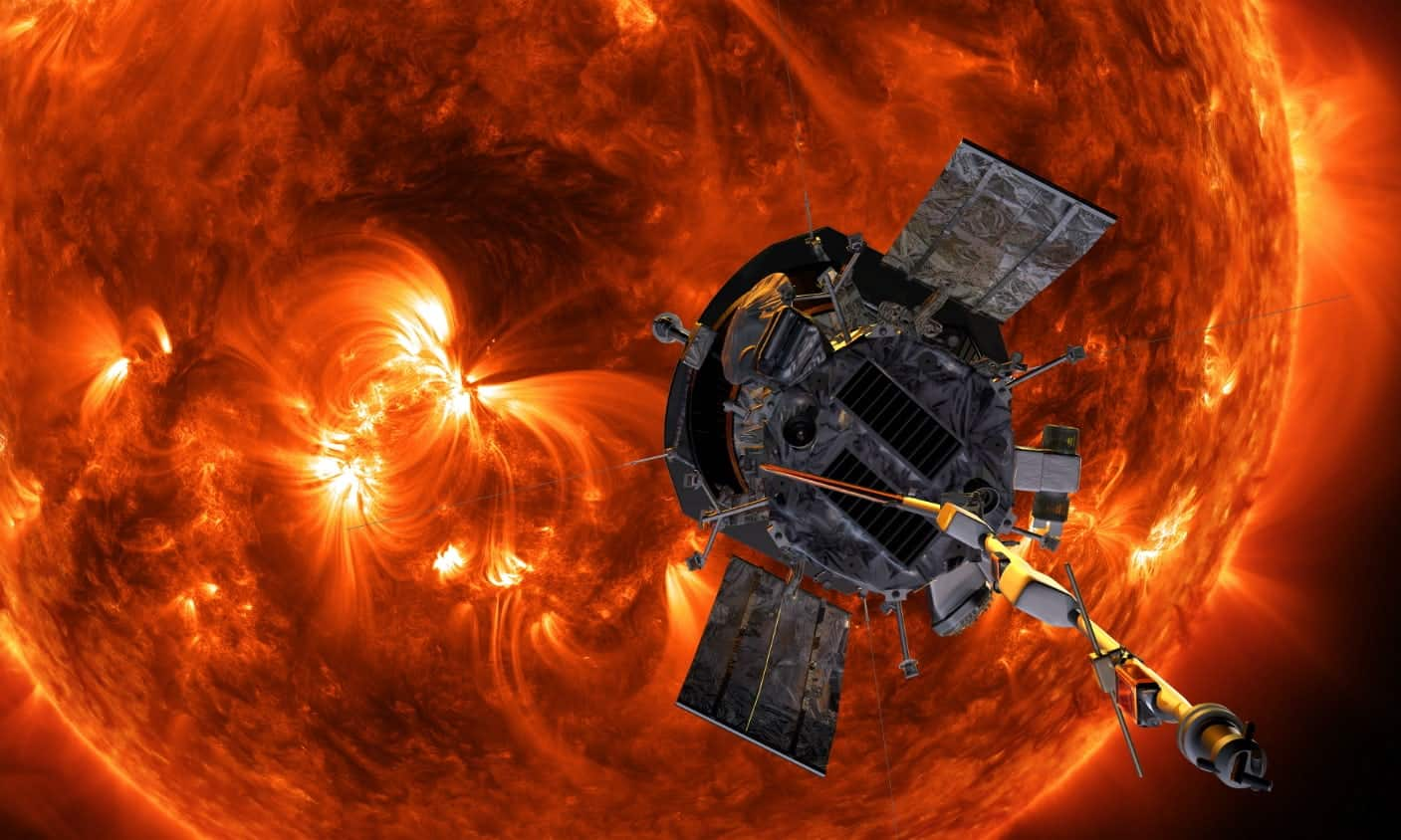 NASA Parker Solar Probe Delta IV Heavy rocket Cape Canaveral