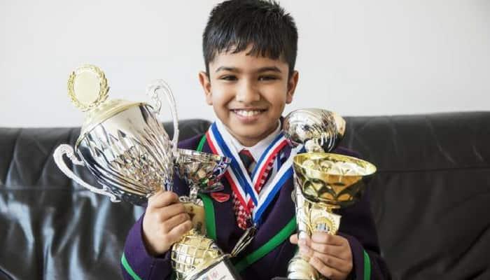 Shreyas Royal chess  prodigy Britain  illegal immigration India visa
