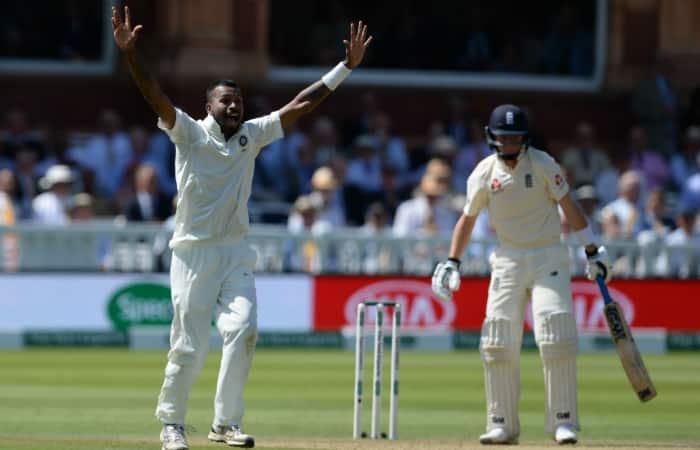 India vs England 2nd Test Lord's Hardik Pandya defends Kuldeep Yadav selection