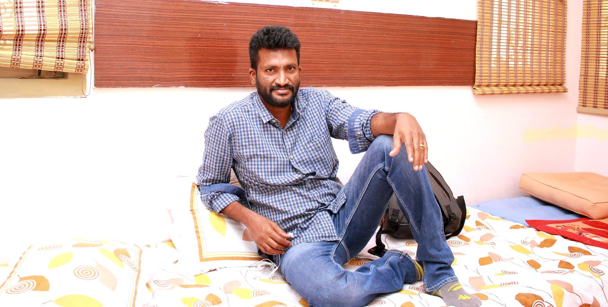 actor dhanush promote Kennedy club movie