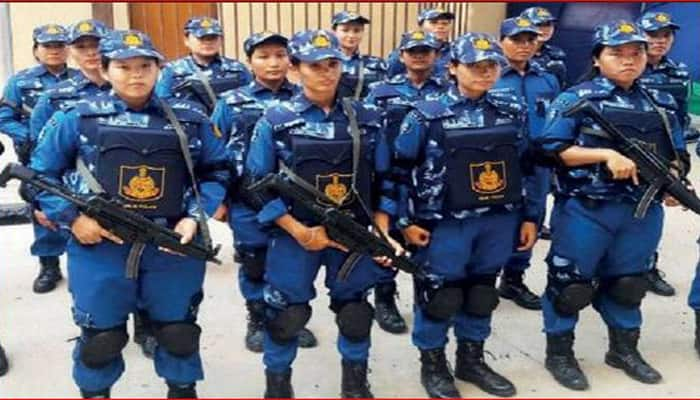 Indias first all-woman SWAT team at Red Fort for PM Narendra Modis Independence Day speech