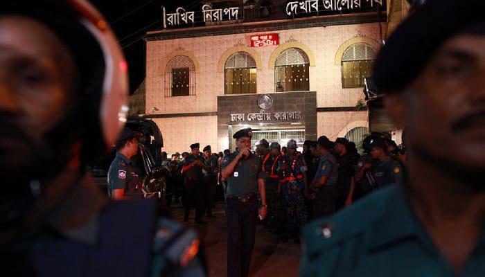 Bangladesh Liberation War crimes death sentence Islamists tribunal