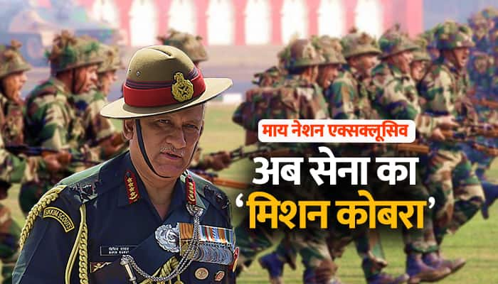 'Mission Cobra' against corruption in Indian Army