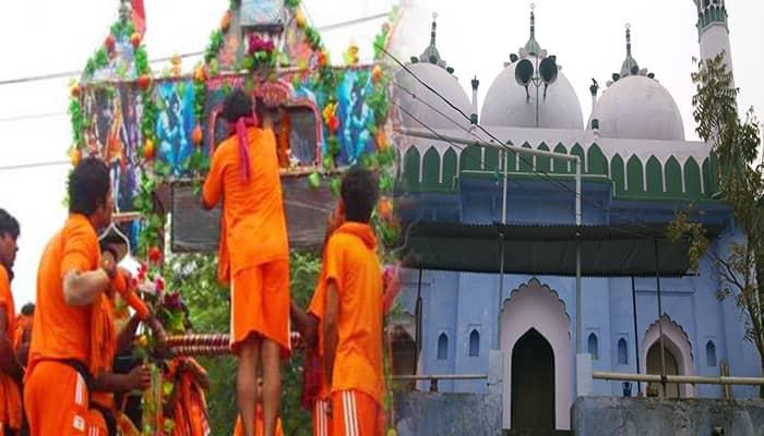 Muslim kawariya thrashed in mosque uttar pradesh