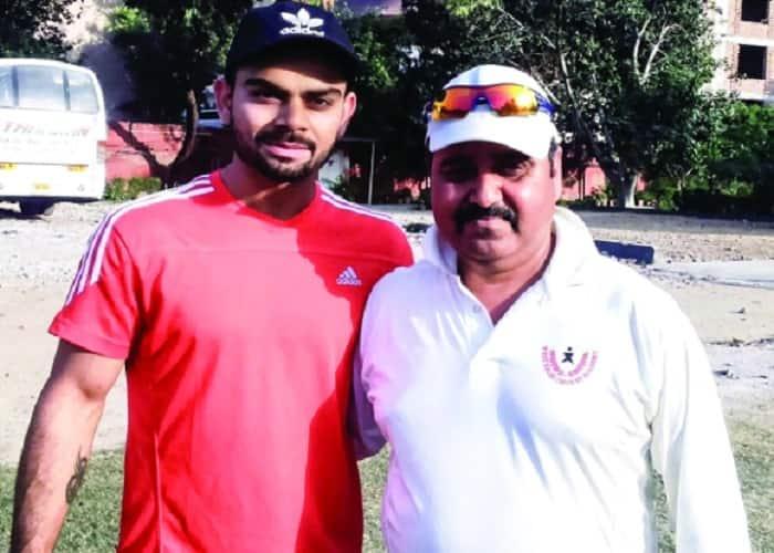 Will Virat Kohli be more focused to win ICC World T20 2021? Childhood coach Rajkumar Sharma comments-ayh