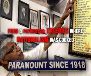 Independence Day Kolkata eatery nationalism Paramount Presidency College