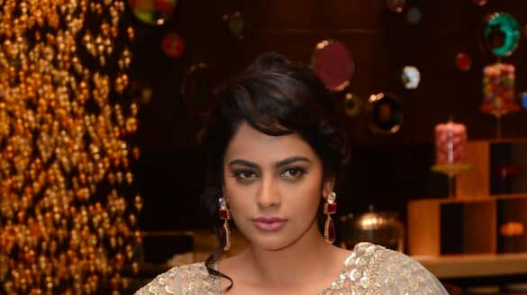 heroine nanditha swetha father passed away actress shared emotional post
