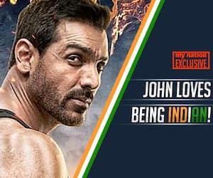 John Abraham Independence Day proud Indian