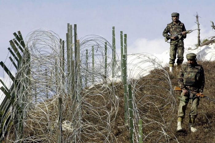 Pakistan violates ceasefire again in Rajouri District