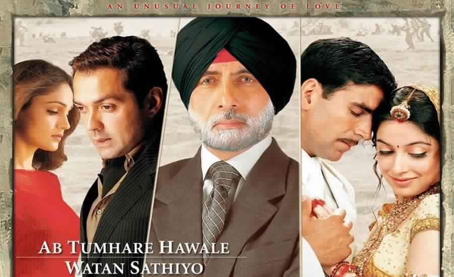 Independence Day10 Bollywood movies Indian armed forces make