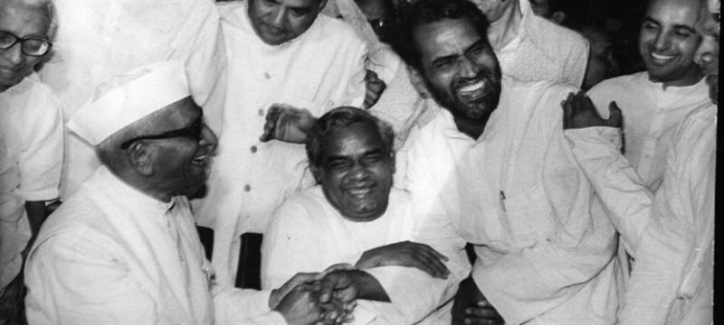 Atal Bihari Vajpayee locked himself up for 3 days to avoid marriage