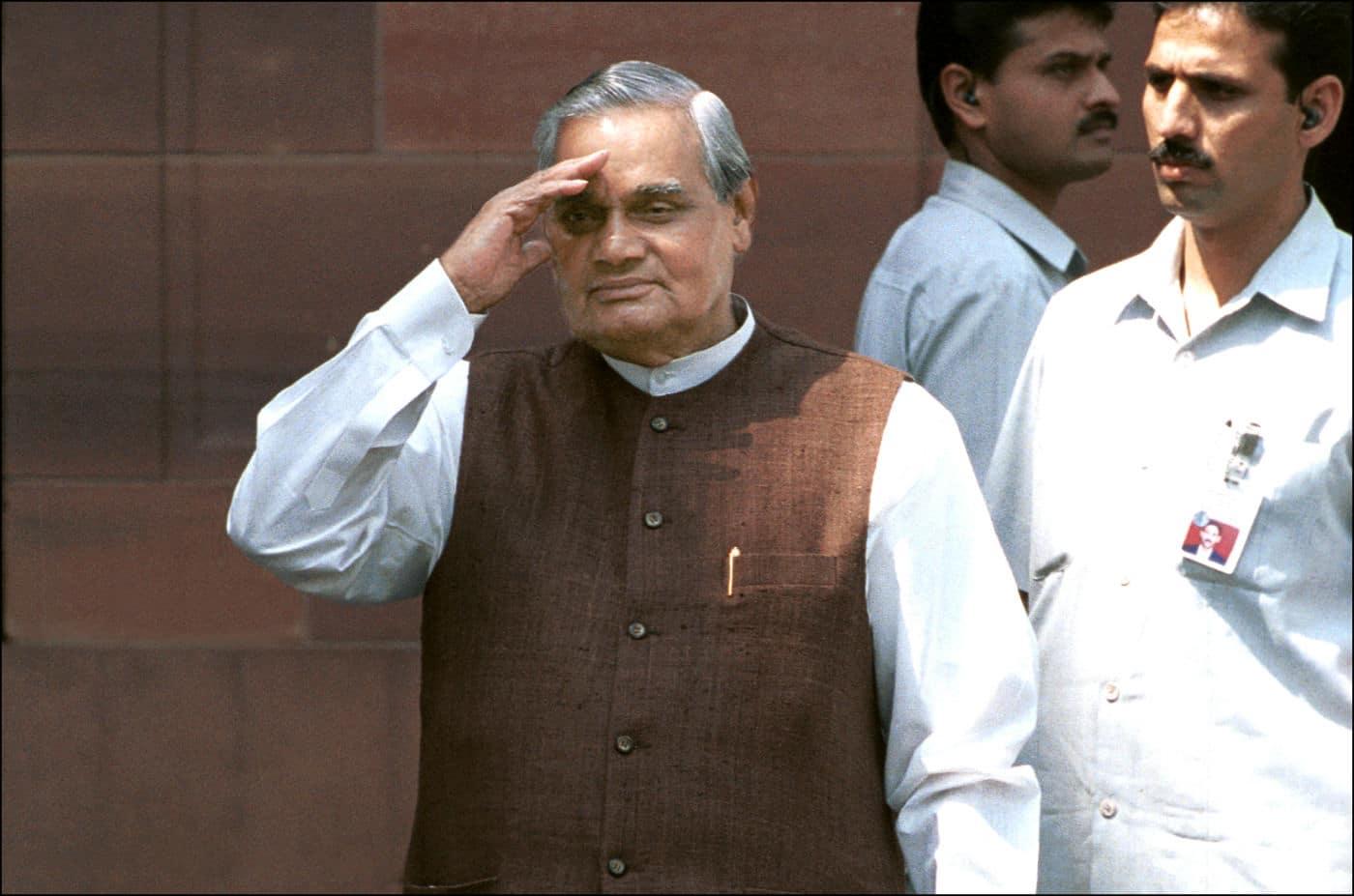 Nation mourns for Former Prime Minister Vajpayee demise