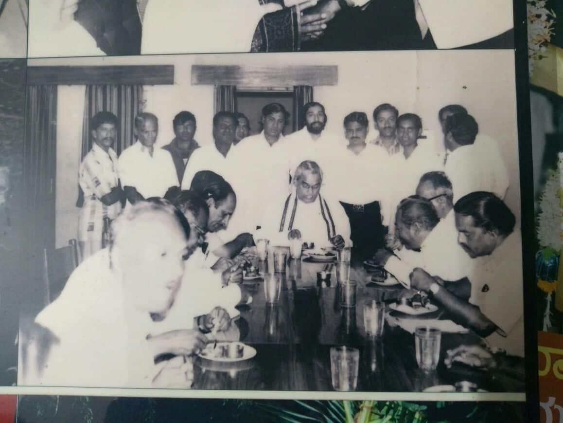 Atal Bihari Vajpayee death Karnataka Raichur BJP