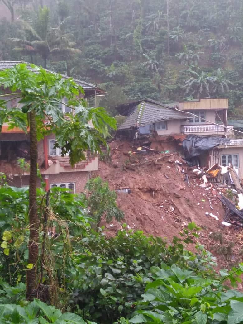 Kodagu Floods: DC Says  Dont spread Earthquake Rumour