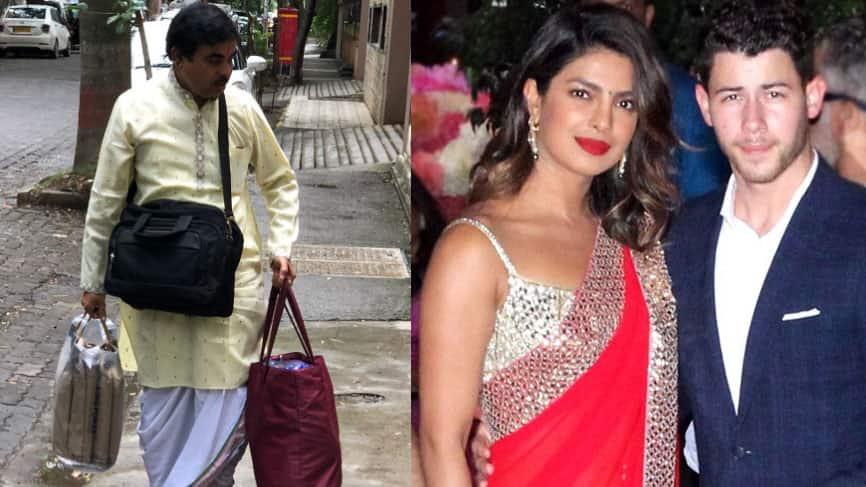 Priyanka Chopra-Nick Jonas engagement updates: Panditji arrives for roka ceremony
