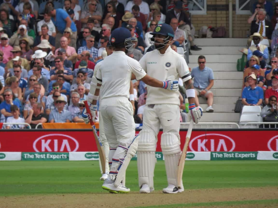 India vs England Test team india fight back to series alive