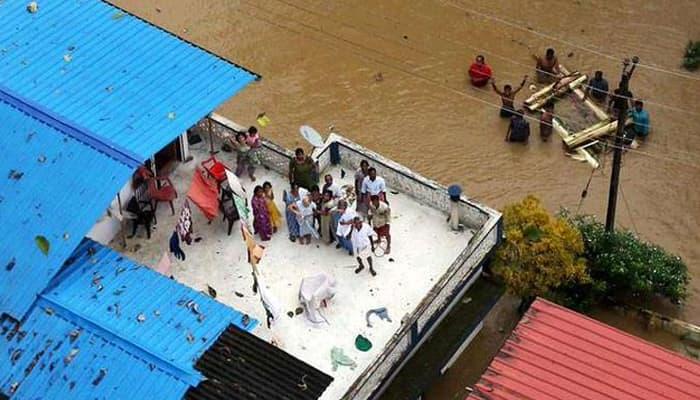 Kerala floods Madhav Gadgil committee Kasturirangan committee Oommen committee Western Ghats Ayyappa