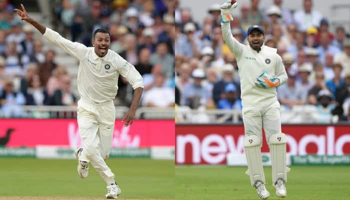 India vs England Hardik Pandya Rishabh Pant Tendulkar Virat Kohli 3rd Test
