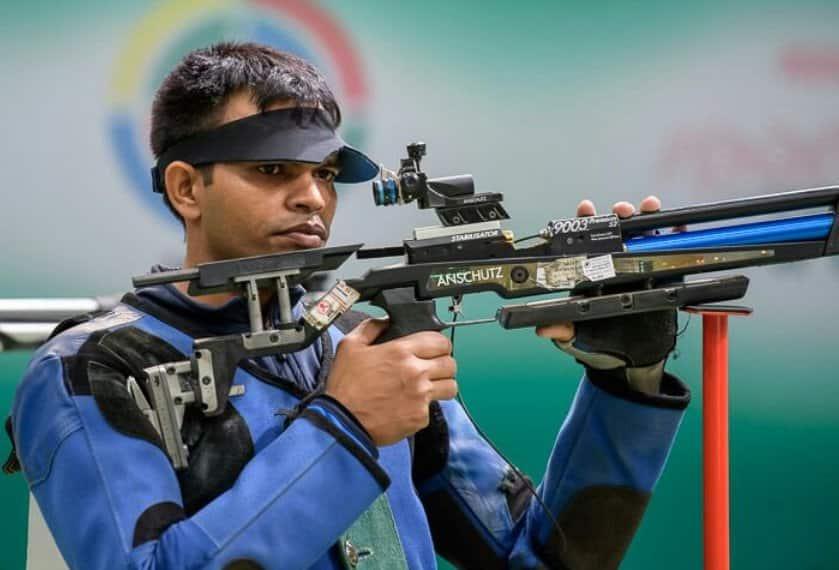 Asian Games 2018 Deepak Kumar clinches silver in mens 10m air rifle event