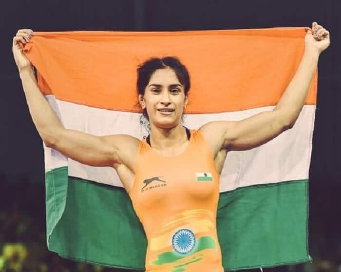 Asian Games 2018 Vinesh Phogat gold Sakshi Malik Pooja Dhanda bronze