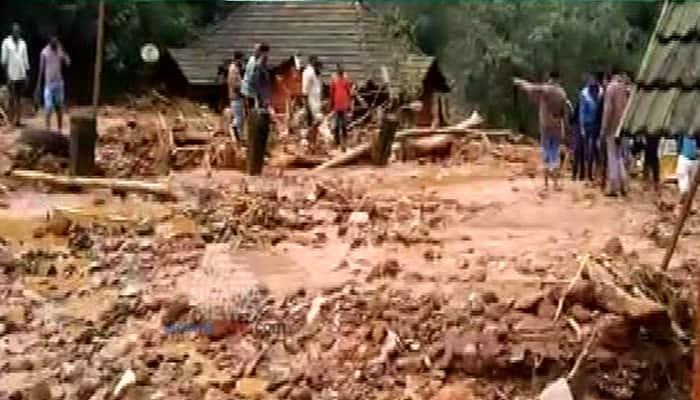 Rescue Work Continued In Flood Hit Kodagu