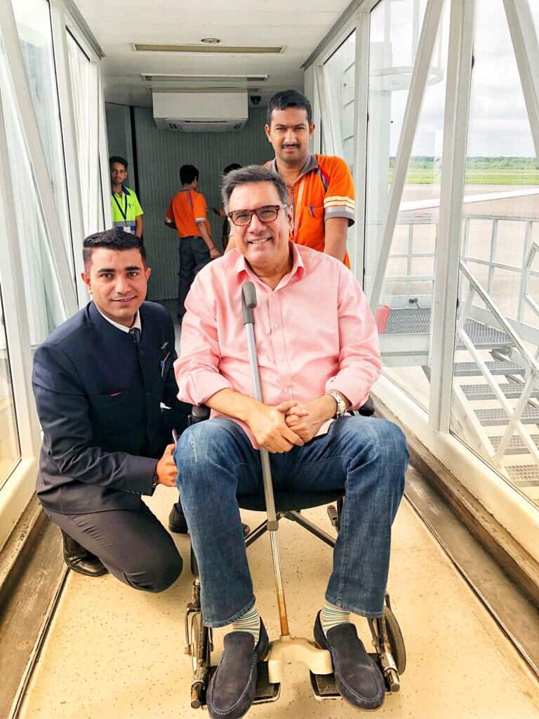 you will get shocked when you see boman irani's these photographs