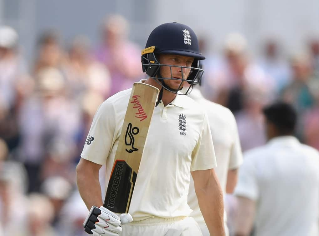 India vs england test host come back with jos buttler half century