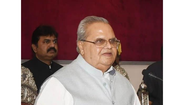 Indian military advanced weapons gift demonetisation Satya Pal Malik Jammu Kashmir