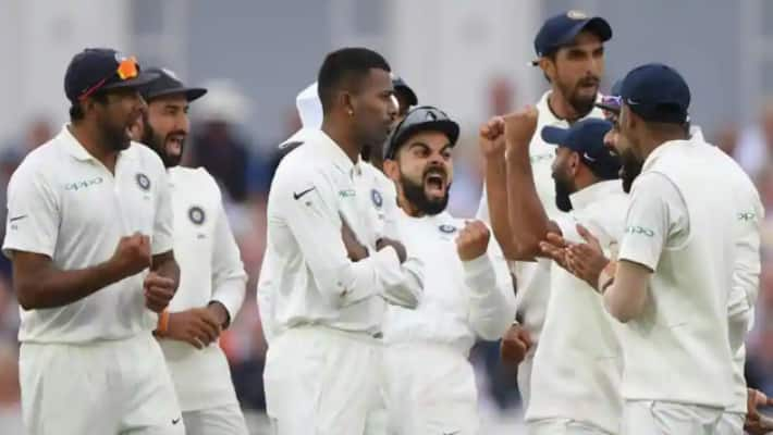 India vs england test bumrah strikes early