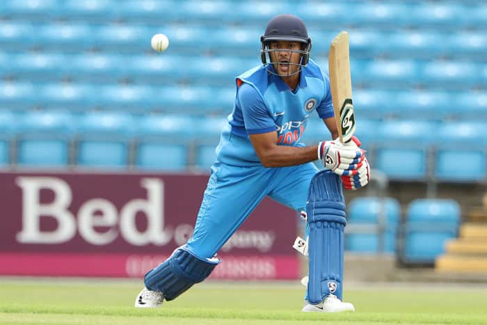 India vs Australia At 15 Mayank Agarwal batted with eye injury to score ton recalls coach