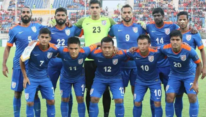 Asian Games 2018 Indian Olympic Association AIFF Indian footballers athletes