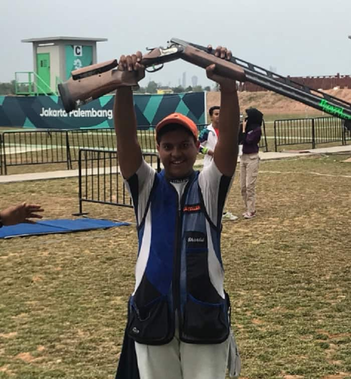 Asian Games 2018 Shardul Vihan shooting silver 15 Bulletstorm