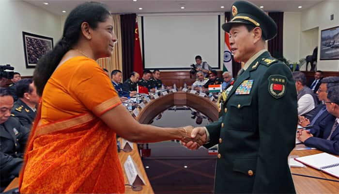 Defence Minister Nirmala Sitharaman China Wei Fenghe Doklam standoff