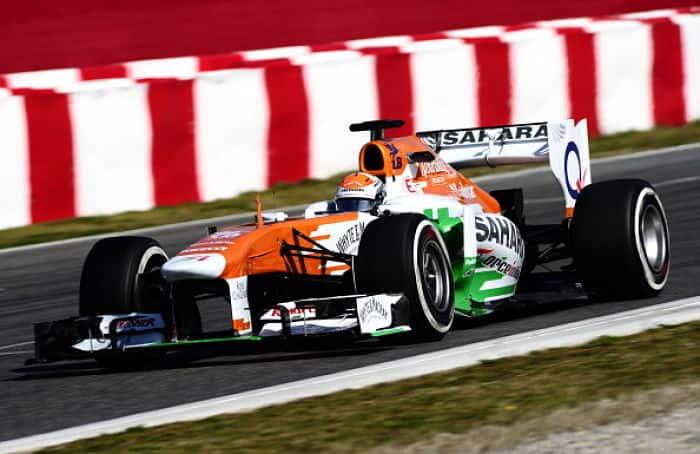 Force India F1 Belgian Grand Prix Vijay Mallya Lance Stroll Racing