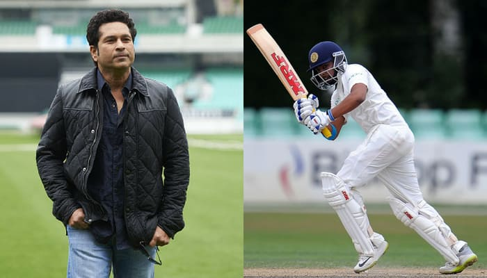 India vs England 2018 Tendulkar  Prithvi Shaw Virat Kohli 4th Test Cricket
