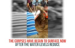 Corpses Kerala floods