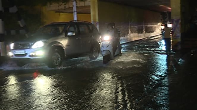 Heavy rain likely in Bengaluru for next two days rbj