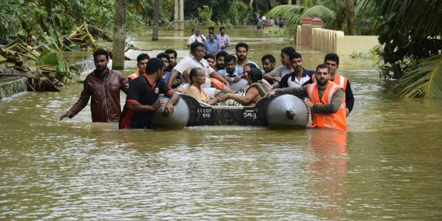 List of worst and deadliest floods in the Indian history